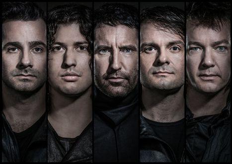 Nine Inch Nails official photo by Baldur Bragson