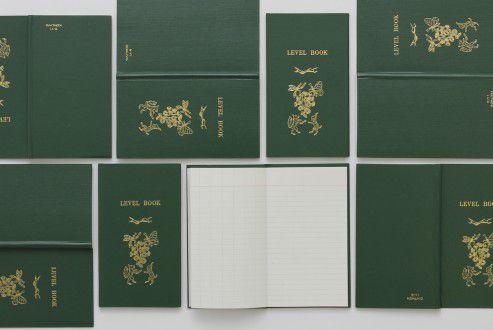KOKUYO×PASSTHEBATON_リメイク測量手帳