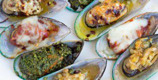 0216 (2)-1 baked oyster