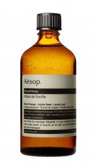 AESOP BODY BREATHLESS TREATMENT 100mL C