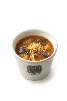 4シチリア風スープ