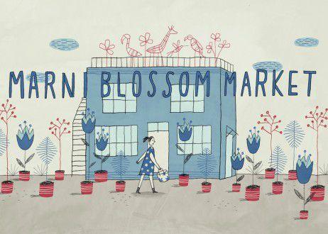 Corporate Image Marni Blossom Market