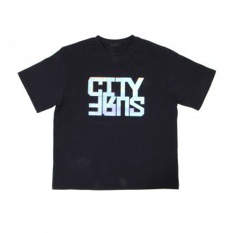 ÅgCITY SURFÅh LOGO T-Shirt_navy Åè9,200(+tax)