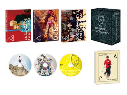 『THIS-IS-ALEJANDRO-JODOROWSKY』Blu-rayボックス