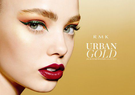 RMK 2015 AW COLLECTION モデルビジュアル