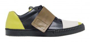LEATHER SNEAKERS_BLACK YELLOW BROWNN_FW15-16_AC_28