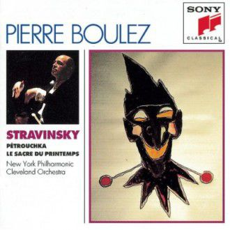 Stravinsky conducted by Pierre Boulez /The Rite of Spring