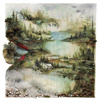 Bon Iver / Bon Iver (Japan Tour Limited Edition) (jake-sya)(HSE-6030/1)