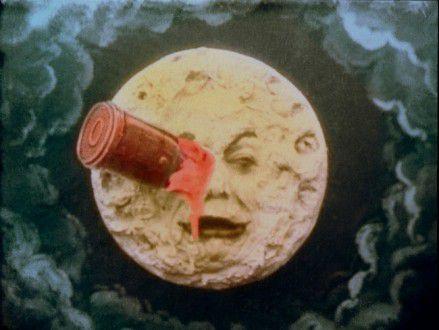 月世界旅行