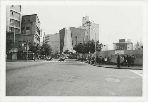P6、[アーカイブ写真展]パルコができる前の公園通り