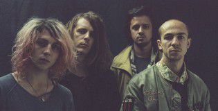 Mystery Jets ? Whole  Earth EP (a-sya) のコピー