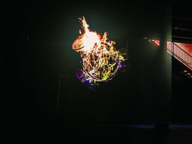 ㈭アピチャッポン・ウィーラセタクン_炎(扇風機)