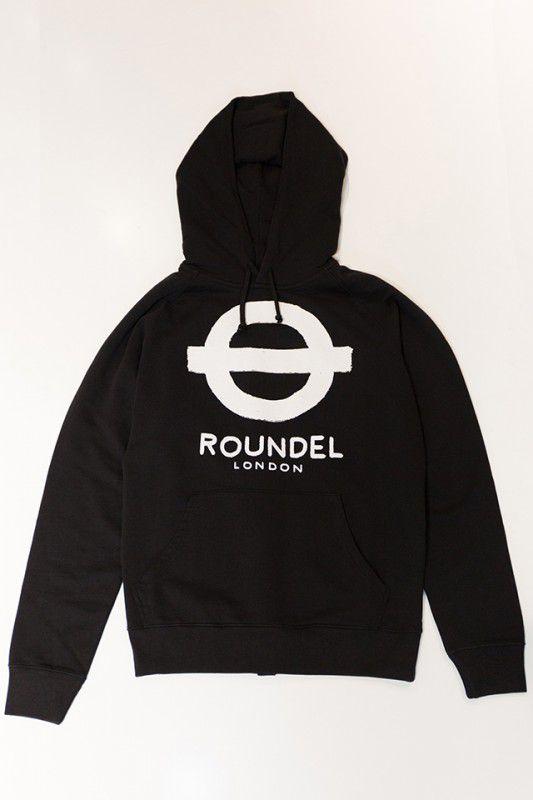 Roundel Logo Hoodie