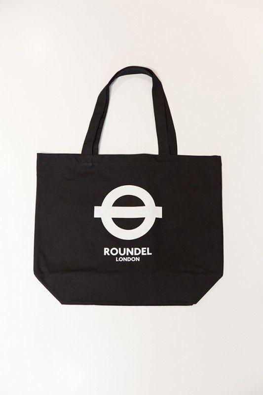 Roundel Logo Toto bag
