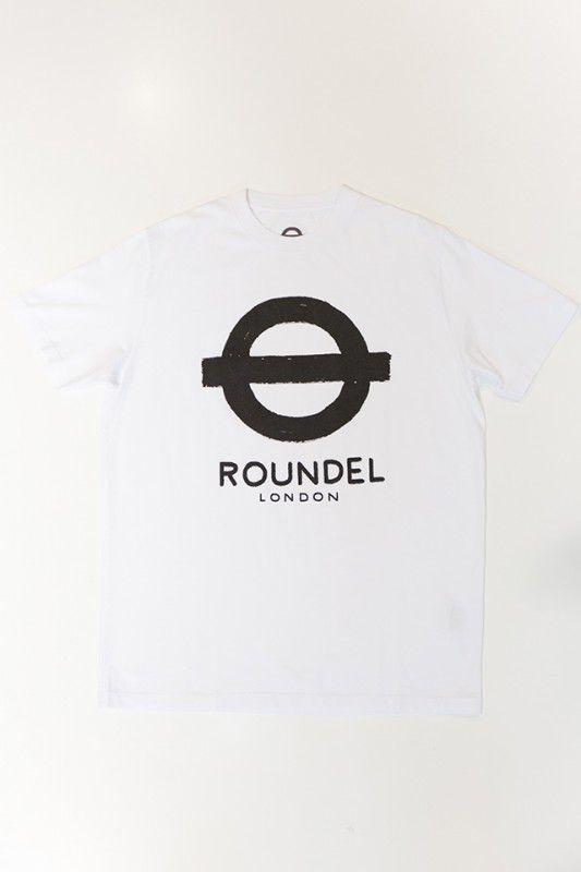 Roundel Logo Tshirt