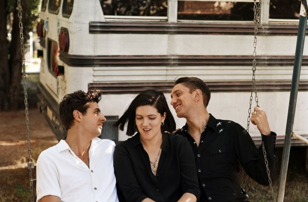 The xx Credit Alasdair McLellan