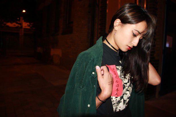 NeoL Magazine JP | Photography: Ryoko Kuwahara | Photo Edit: Lina Hitomi | Streetsnap, London