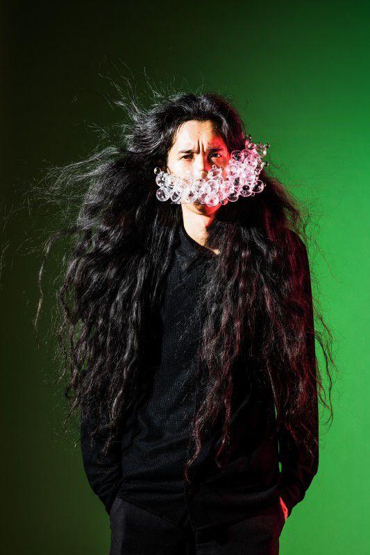 Edit: Ryoko Kuwahara   Photo Edit : Ryoko Kuwhara   Photography: Akiko Isobe   Hair&Make-up: Masayoshi Okudaira   Model: BO NINGEN