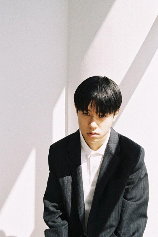 photo RIku Ikeya  model Milo Oyamada  text&edit Ryoko Kuwahara