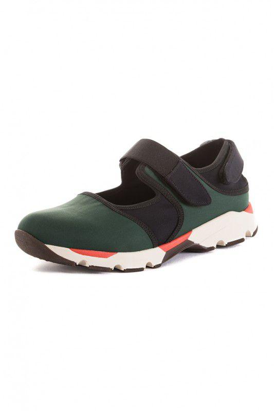 Marni Men's Sneakers_SS17_green