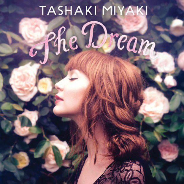 "TASHAKI MIYAKI ""THE DREAM"" COVER ARTWORK"