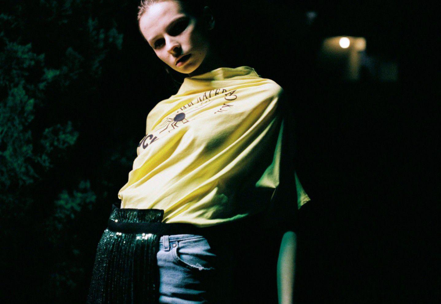 NeoL Magazine JP | Fashion Direction / Photo Editor : Lina Hitomi | Interview&Text: Ryoko Kuwahara | Executive Producer: Lisa Tanimura | Photographer:Toshiaki Kitaoka | Stylist: Koji Oyamada | Hair&Make-up: Rie Shiraishi | Models: Alek, Morgan | Clothes sponsored by Farfetch #NeoLMagazine #junyawatanabe #junyawatanabecommedesgarcons #commedesgarcons #n21 #fashion #fashionphotography #farfetch #ファーフェッチ