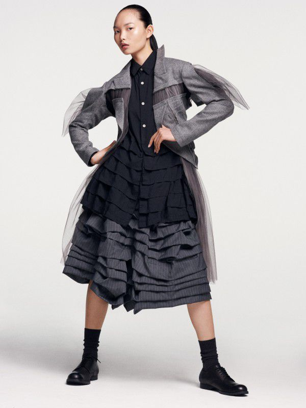 Farfetch and Dot COMME celebrate Comme des Garcons through the ages 15