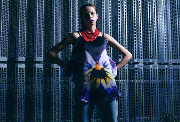 NeoL Magazine JP | Fashion Direction / Photo Editor : Lina Hitomi | Interview&Text: Ryoko Kuwahara | Executive Producer: Lisa Tanimura | Photographer:Toshiaki Kitaoka | Stylist: Koji Oyamada | Hair&Make-up: Rie Shiraishi | Models: Alek, Morgan | Clothes sponsored by Farfetch #NeoLMagazine #christopherkane #pacorabanne #fashion #fashionphotography #farfetch #ファーフェッチ