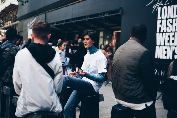 LFWM_9123_Photography: Nobuko Baba | Edit: Ryoko Kuwahara | Streetsnap, London