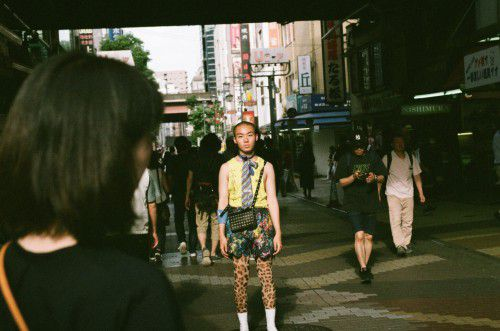 NeoL _Fiction _1 Photography : Yoko Kusano   Model : Bunta Shimizu