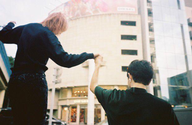 NeoL_NO MORE MUSIC_SaveMe2_Photography : Takuya Nagata | Styling : Masako Ogura | Hair&Make Up : Katsuyoshi Kojima | Edit : Ryoko Kuwahara | Model : Leo&Keito