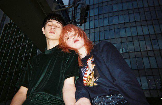NeoL_No More Music_SaveMe1_Photography : Takuya Nagata | Styling : Masako Ogura | Hair&Make Up : Katsuyoshi Kojima | Edit : Ryoko Kuwahara | Model : Leo&Keito