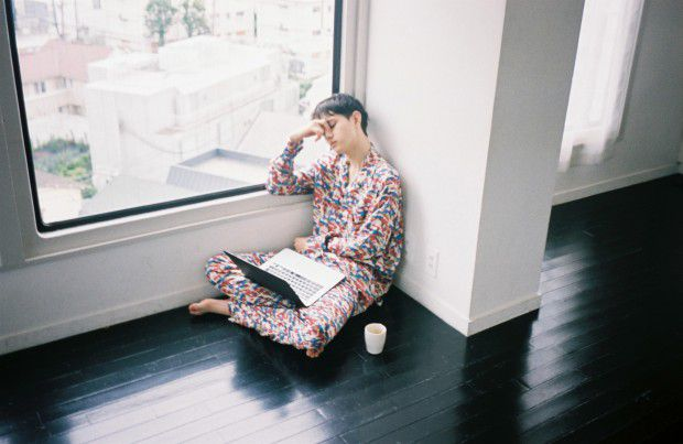 NeoL_No More Music_TimeDifference_Photography : Takuya Nagata | Styling : Masako Ogura | Hair&Make Up : Katsuyoshi Kojima | Edit : Ryoko Kuwahara | Model : Leo