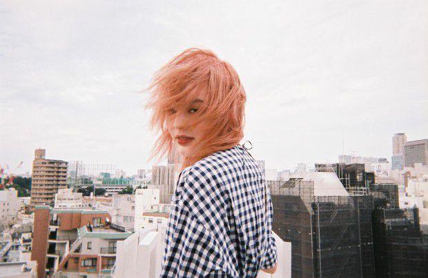 NeoL_No More Music_wendy_Photography : Takuya Nagata   Styling : Masako Ogura   Hair&Make Up : Katsuyoshi Kojima   Edit : Ryoko Kuwahara   Model : Keito