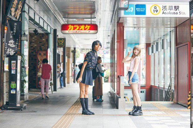 NeoL_avu_su_date1 | Photography : Shuya Nakano