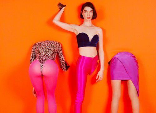 St Vincent/ Masseduction (a-sya) news のコピー