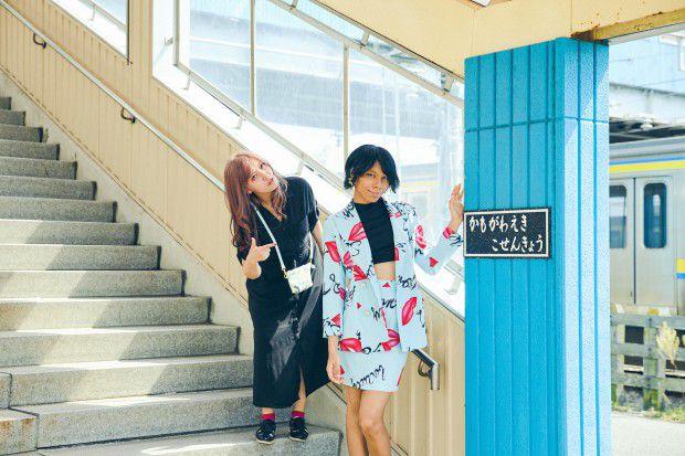 NeoL_avu_yashi_4Photography : Shuya Nakano