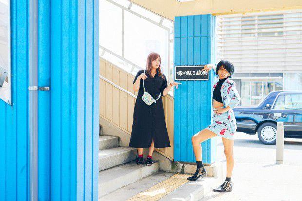 NeoL_avu_yashi15|Photography : Shuya Nakano