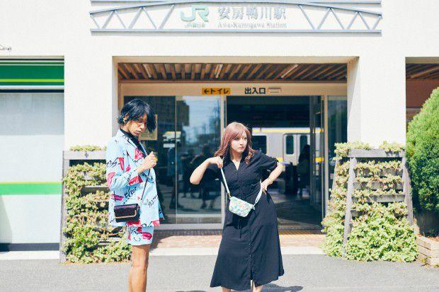 NeoL_avu_yashi16|Photography : Shuya Nakano