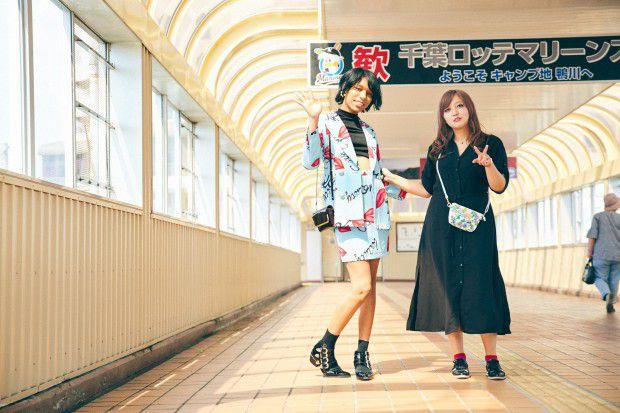 NeoL_avu_yashi19|Photography : Shuya Nakano