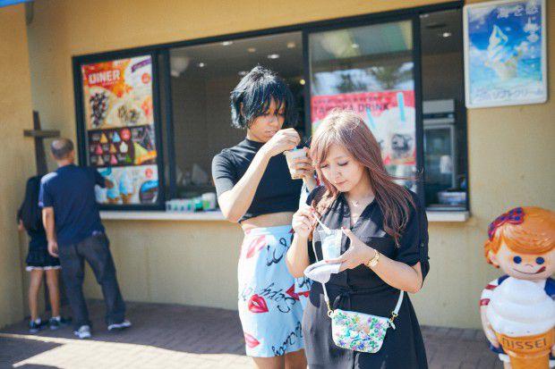NeoL_avu_yashi5|Photography : Shuya Nakano