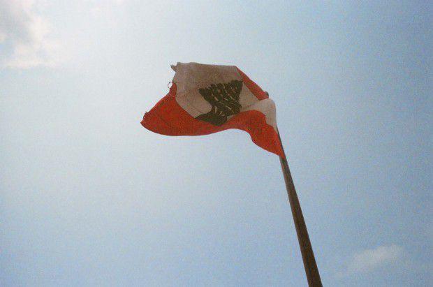 NeoL_BeiruitYouth_lebaneseseflag | Photography : Gogy Esparza
