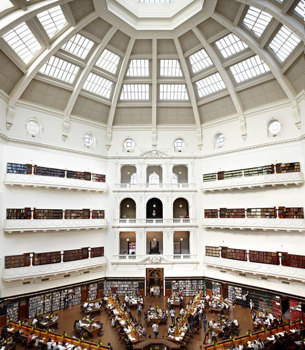 The-Most-Gorgeous-Libraries-In-The-World-Melbourne-Australia-CREDIT-State-Library-Victoria