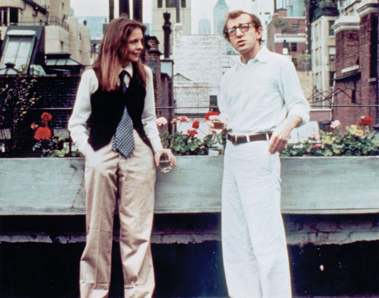 woody-allen-annie-hall-diane-keaton-quote-garbage-into-tv-shows