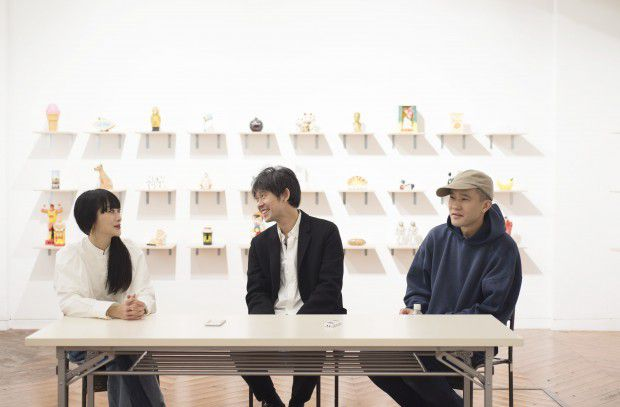 NeoL_soe_KenKagami_HaruhiIse | Photography : Midori Nakano