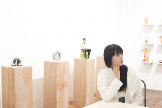 NeoL_soe_KenKagami_HaruhiIse4| Photography : Midori Nakano