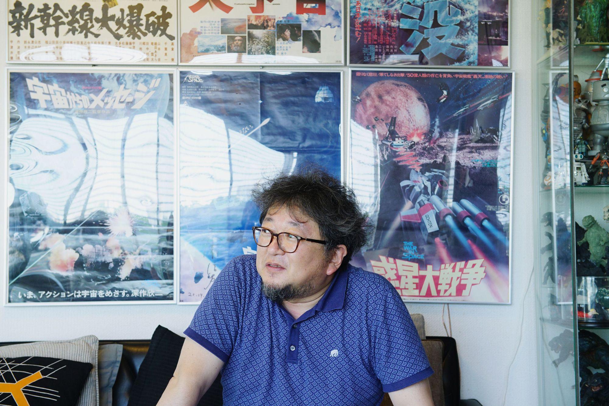 The Creature Issue Interview With Shinji Higuchineoljp