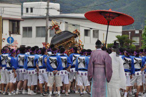 7臼杵祇園祭