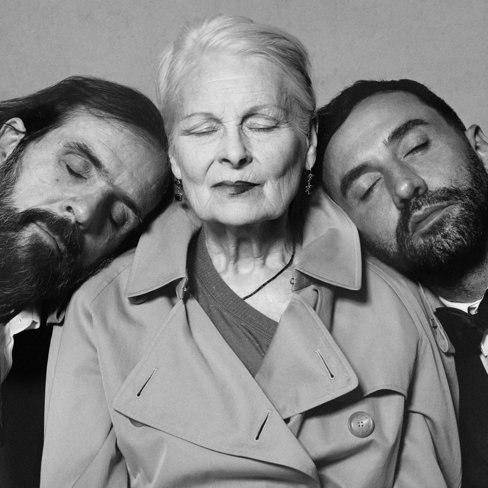 Vivienne Westwood X Burberry-1