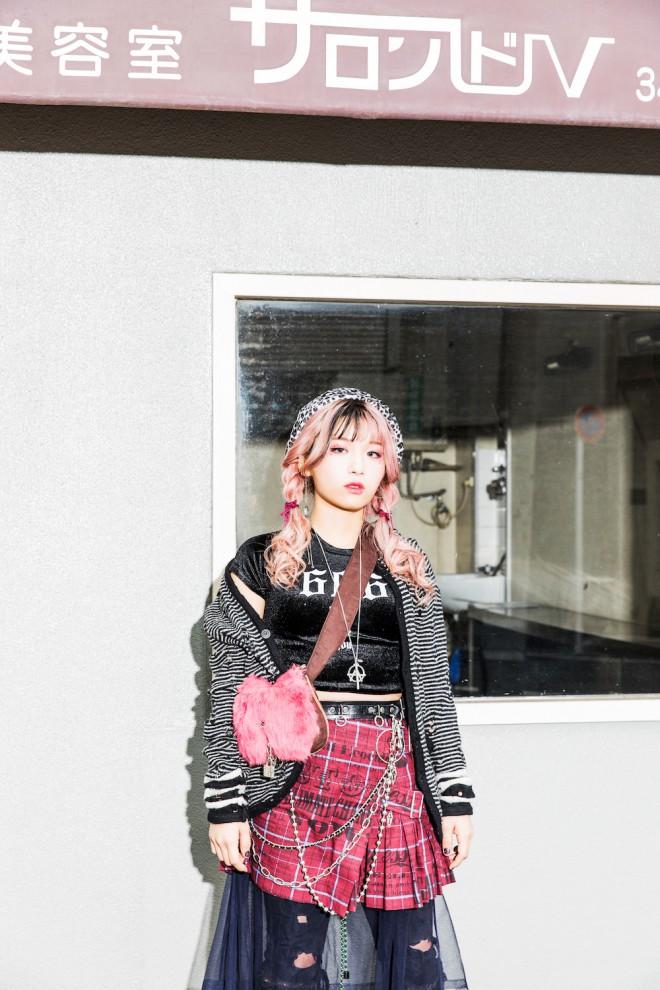 NeoL_reijijvck3| Photography : Akiko Isobe